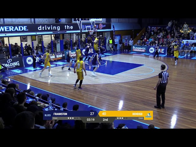 NBL1 Men's Preliminary Final Highlights | Frankston vs. Bendigo