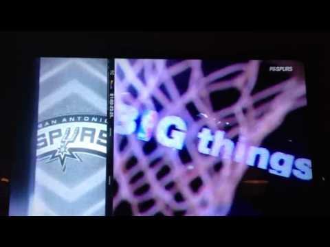 Fox Sports Southwest Spurs Intro