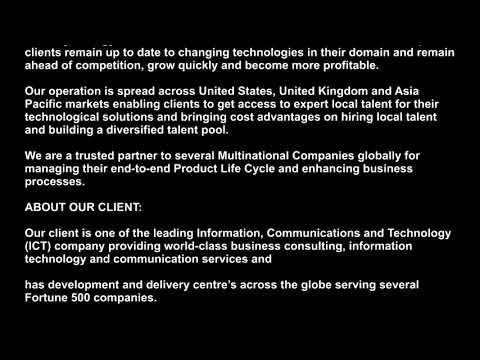 Innovate IT   Telecom Service Assurance   Sydney, Australia.