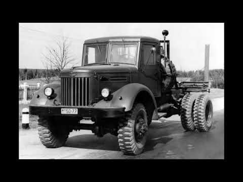 МАЗ-501, МАЗ-502В (от лесовоза к ракетовозу)