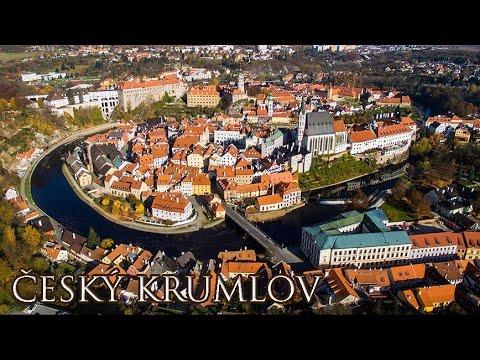 Český Krumlov (4K)