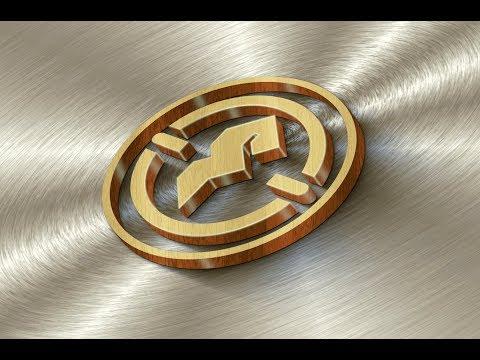 Gimp Tutorial Logo Design / 3D /Photoshop Alternative thumbnail