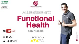 Functional Health- Livello 3 - 3  (Live)