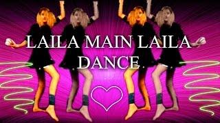 Laila Main Laila - Raees- DANCE CHOREO #DanceLikeLaila