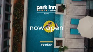 Welcome to Park Inn by Radisson Riyadh
