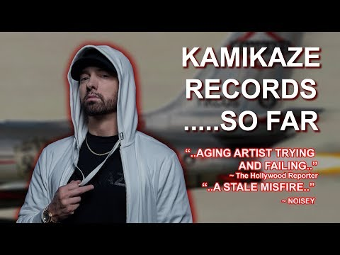 Eminems Kamikaze Feats That Prove Critics Wrong...Again!!