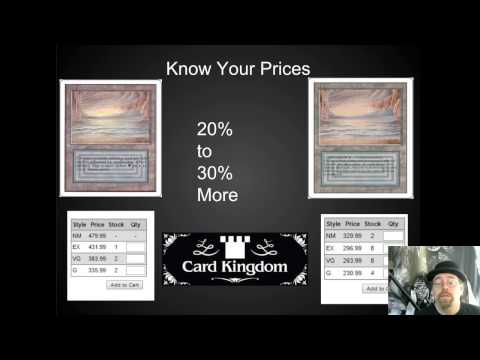Unlimited 101 Spotting, Value & Investing - Mythic MTG Tech # 143