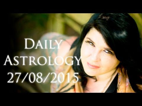 Daily Astro News August 27th 2015 Michele Knight