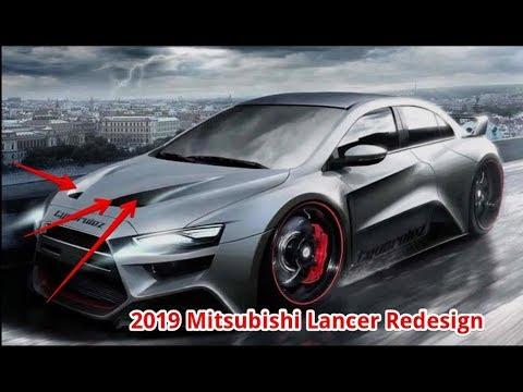 2019 mitsubishi lancer redesign watch now     youtube