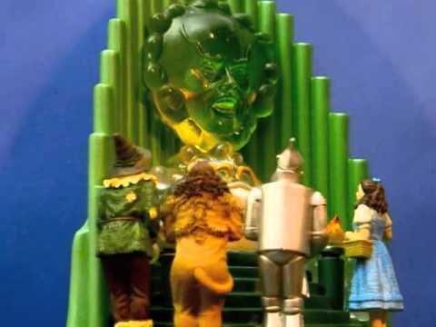 Great and Powerful Oz Figurine with Lights and Sound