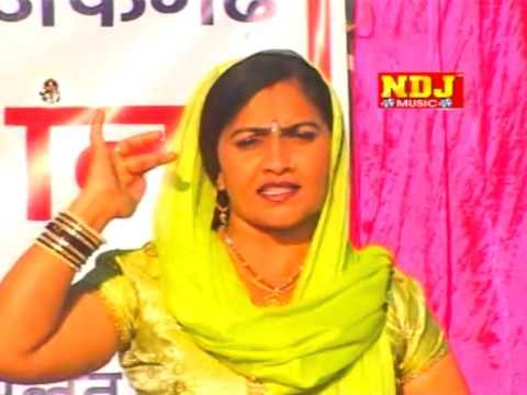 Newly Haryanvi  Ragni | Chaar Pair Ki Raat Andheri | Full HD Video | NDJ Music
