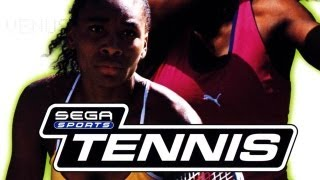 CGR Undertow - SEGA SPORTS TENNIS review for PlayStation 2