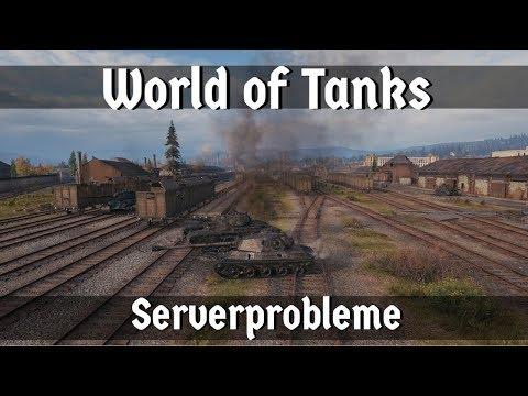 World of Tanks - #411 Leo / Lansen C - Serverprobleme  [deutsch]