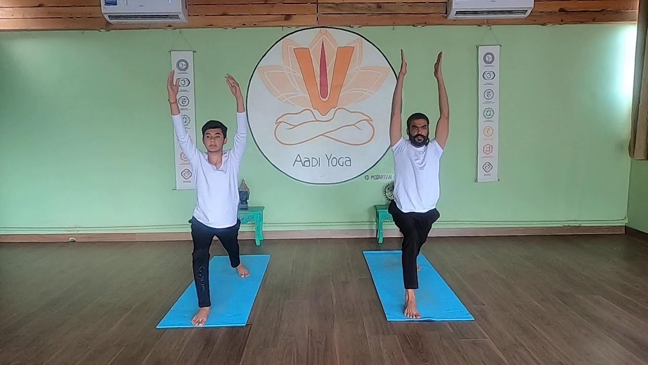 Online Yoga Teacher Training Aadi Yoga Rishikesh India Youtube