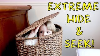 EXTREME HIDE and SEEK! with L.O.L. Surprise, Ryan's World, Poopsies!!