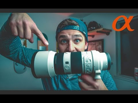 Why EVERYONE Needs A Telephoto Lens...|Sony 70-200 F4 FE Lens