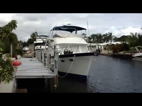 44 Defever 1985 boat for sale 1 World Yachts