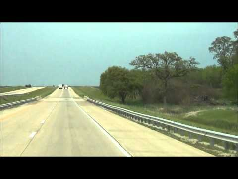 Illinois - Interstate 39 North - Mile Marker 10-20 (5/2/12)