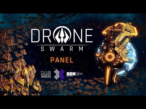 Drone Swarm – Panel with Chris Polus | PAX Online x EGX Digital |