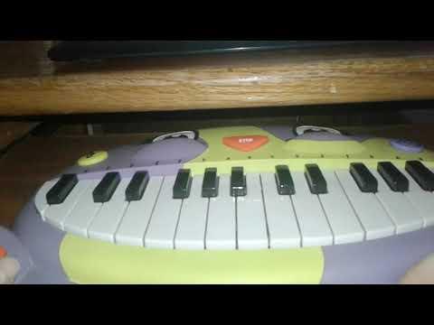 I Write Sins Not Tragedies but in a Cat Piano