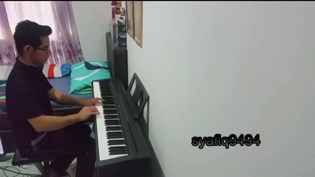 Download Armada Band ~ Asal Kau Bahagia (Piano Cover)