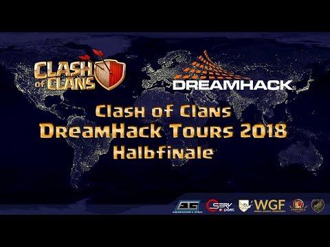 Clash of Clans Dreamhack 2018   Die deutschen Teams in Frankreich   Halbfinale