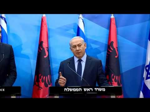 Netanyahu to Albanian PM: Our friendship goes back to Albania protecting Jews from Nazis