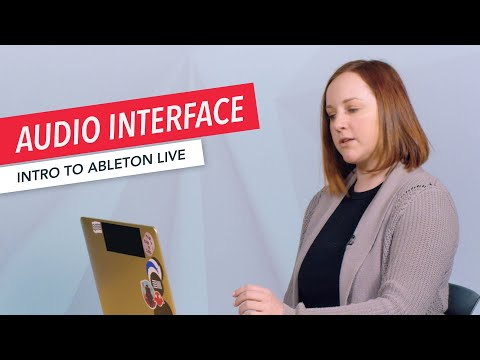 Overview of the Ableton Live Audio Interface | Part 2/25 | Erin Barra