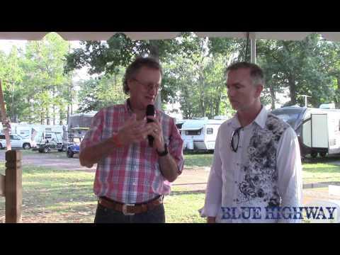 MC Blake Williams Interviews Blue Highway 2016