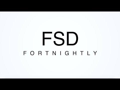 FSD Fortnightly #2 Sept 3