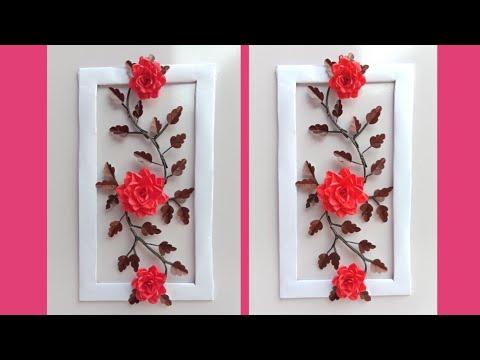 WOWW!!😳 Newspaper Craft | Wall Hanging Craft Ideas | Best Out Of Waste | Wall Hanging | Paper Craft
