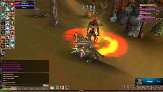 Matando a boss Haoma