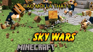 Minecraft ( SkyWar ) #4 : Cuộc chiến phân thân ( Tigerr ) - sv.mine-mnf.com