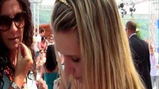 Beverley Mitchell al Giffoni Film Festival 2011 - www.celebritymania.it