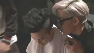 [中字]GD不要回家MV Making拍攝花絮