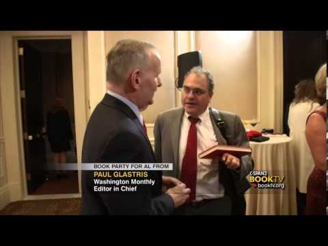 "Book TV: Book Party for Al From, ""The New Democrats and Return to Power"""