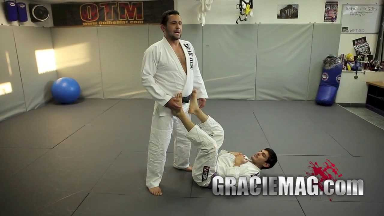 Black Belt Pete The Greek Letsos Teaches Guard Pass He Learned From Carlson Gracie Jr