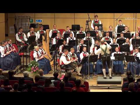 Fire in the Blood - Musikkapelle Peter Mayr Pfeffersberg - Bernhard Reifer