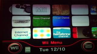My Custom Wii Menu
