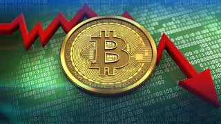 Курс Bitcoin снова резко упал. Теперь криптовалюта стоит меньше $6700