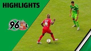 Hannover 96 - AFC Sunderland | Highlights
