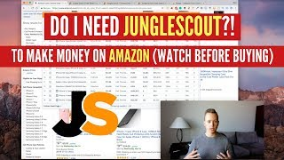 Do I NEED JungleScout To Make Money On Amazon FBA?! (WATCH BEFORE BUYING)