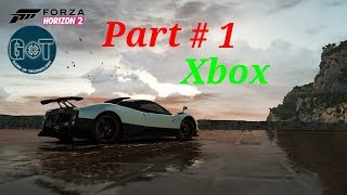 Forza Horizon 2 Gameplay Part #1 | Game Of Technology