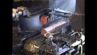 closed-die forging presses