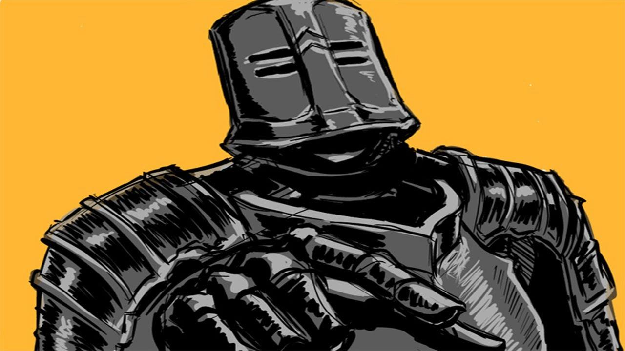 Dark Souls  Dark Iron Tarkus Build