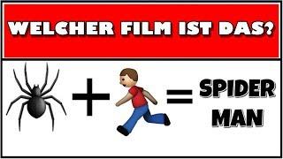 Schaffst du es diese Filme zu erraten?