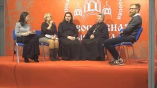 видео В Москве прошел круглый стол «Церковь и экология»