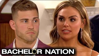 Hannah Breaks Down Over Drama Between The Guys   The Bachelorette US
