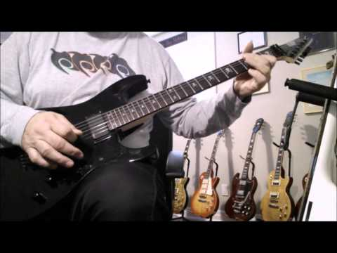 Chickenfoot Sexy Little Thing guitar cover