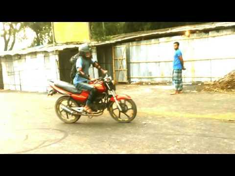 Banglades 2017 bike stunt by HR stunt